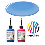 SALE Nerchau Window Art, 80 ml, Eisblau