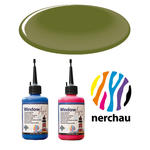 Nerchau Window Art, 80 ml, Olivgr�n PREISHIT