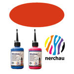 SALE Nerchau Window Art, 80 ml, Neon-Rot