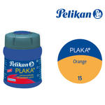 Pelikan Plaka-Farbe, 50 ml, Orange
