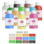 Paint It Easy Schulmalf.1000ml Basic Set groß