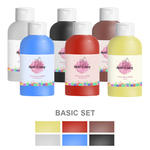 Paint It Easy Schulmalf.1000ml Basic Set klein