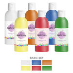 Paint It Easy Fingerfarbe 250ml Basic Set