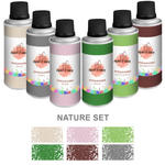 Paint It Easy Sprühfarbe, 150ml, Nature Set