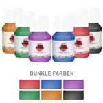 Paint It Easy Textilf.Dark 50ml Dunkle Farben