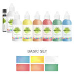 Paint It Easy Window-Color 85ml Basic Set