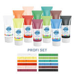 Paint It Easy Acrylfarbe 75ml Profi Set