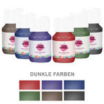 Paint It Easy Bügel-Seidenf.50ml Dunkle Farben