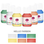 Paint It Easy Bügel-Seidenf. 50ml Helle Farben