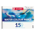 Art Creation Aquarellpapier, DIN A4, 15 Blatt
