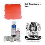 HORADAM AQUARELL, Zinnoberrot hell, Tube 15ml