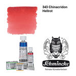 HORADAM AQUARELL Chinacridon Hellrot, Tube 5ml
