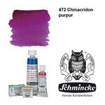 HORADAM AQUARELL Chinacridon purpur, Tube 15ml