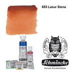 HORADAM AQUARELL, Lasur Siena, Tube 5ml