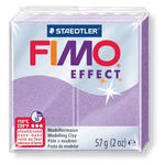 Fimo Effect Trendfarbe 57g, Pearl Lilac