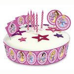 SALE Kuchen Deko-Set Disney Princess 19 tlg.