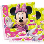 SALE Servietten Minnie Mouse, 33x33 cm, 20 Stück