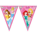 Wimpelkette Disney Princess, 2,3 m