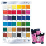 College Acrylic Acrylfarbe, 75ml, Ocker