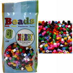 Nabbi B�gelperlen 5x5mm, 1100 St�ck, Mix Pack