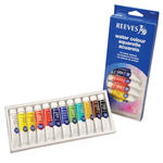 Reeves Aquarellfarben Sortiment 12 x 10ml