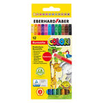 EberhardFaber Buntstift Colori radierbar, 12er Pack