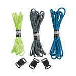 SALE knot*knot Paracord Set Petrol