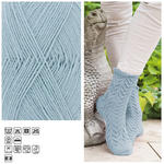 Hot Socks uni 50, 50g, Fb.51, Blau