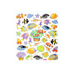 Hobby-Design Sticker Fische
