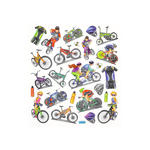 Hobby-Design Sticker Bikes