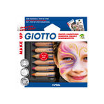 Lyra Giotto Schminkstifte 6 Stk. Glam. Colours