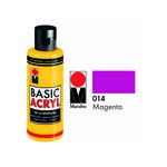 Marabu Basic Acryl 80ml,  Magenta