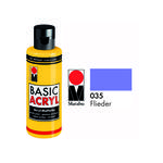 SALE Marabu Basic Acryl 80ml,  Flieder