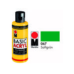 Marabu Basic Acryl 80ml,  Saftgr�n