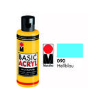 Marabu Basic Acryl 80ml,  Hellblau
