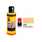 SALE Marabu Basic Acryl 80ml, Milchkaffee