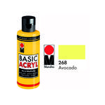 Marabu Basic Acryl 80ml, Avocado