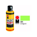 Marabu Basic Acryl 80ml, Lindgr�n