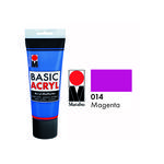 Marabu Basic Acryl 225ml, Magenta