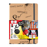 Marabu Mixed Media Art Journal Notebook, A5