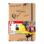 Marabu Mixed Media Art Journal Notebook, A4