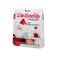 SALE Wollowbies Häkelset