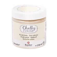 Chalky Finish, Dose 236ml, alabasterwei�