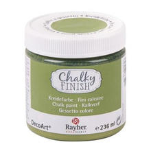 Chalky Finish, Dose 236ml, avocado