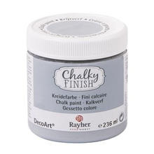 Chalky Finish, Dose 236ml, steingrau