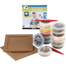NEU Kreativ Set Silk Clay, 16 tlg.