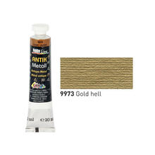 Hobby Line Antik-Metall, Gold hell, 20 ml Tube