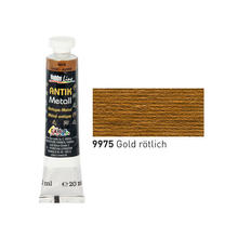SALE Hobby Line Antik-Metall, Gold rötl. 20ml Tube