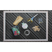 Memo Board Aus Bilderrahmen Alle Kreativ Basteltipps Produkte