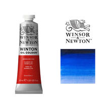 W & N,�Winton� �lfarbe 37ml Franz. Ultramarin